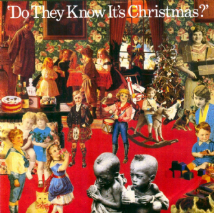 "Band Aid - Do They Know It's Christmas? (12"") (VG+/VG) (2)"